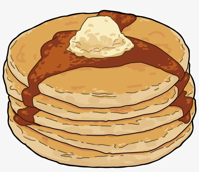 Clipart Transparent Stock Ipad Pancakes My Artwork.