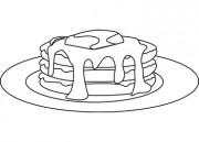 Similiar Black And White Pancake Clip Art Keywords.