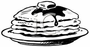 Similiar Black And White Pancakes Keywords.