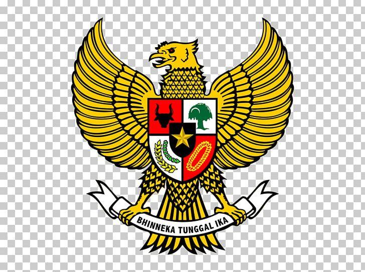 Surabaya Pancasila Garuda National Emblem Of Indonesia.