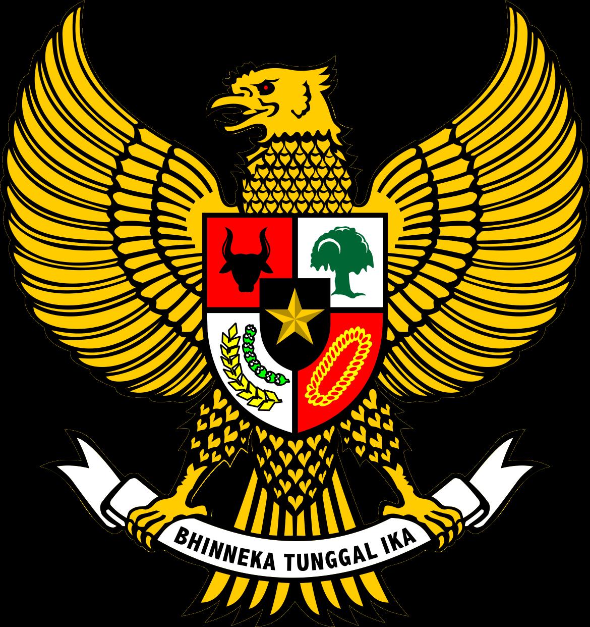 Garuda Pancasila Logo.