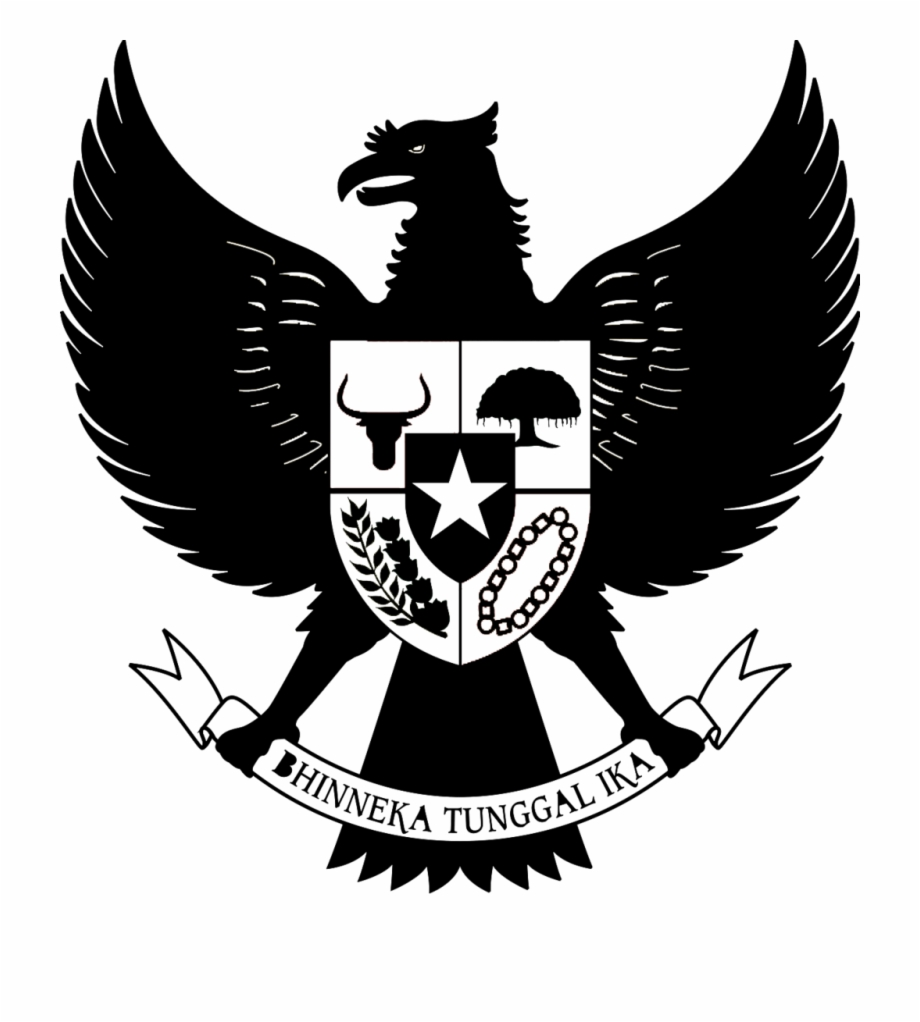 Garuda Pancasila Vector Png, Transparent Png Download For.