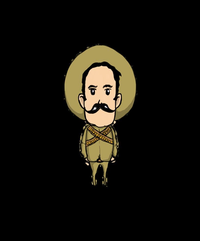 Pancho Villa Drawings.