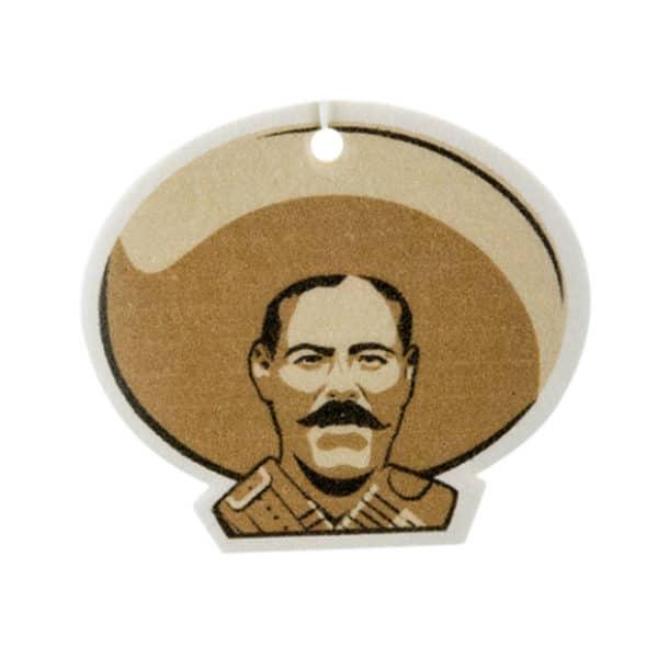 Pancho Villa Air Freshener.