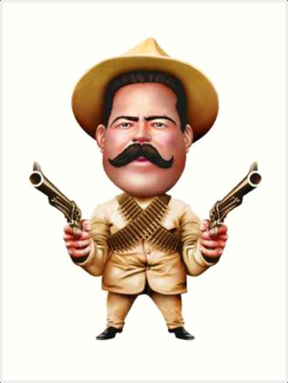 Pancho Villa Png Vector, Clipart, PSD.