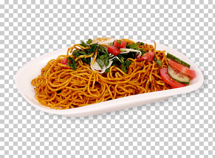Chow mein Lo mein Chinese noodles Yakisoba Pancit, pasta PNG.