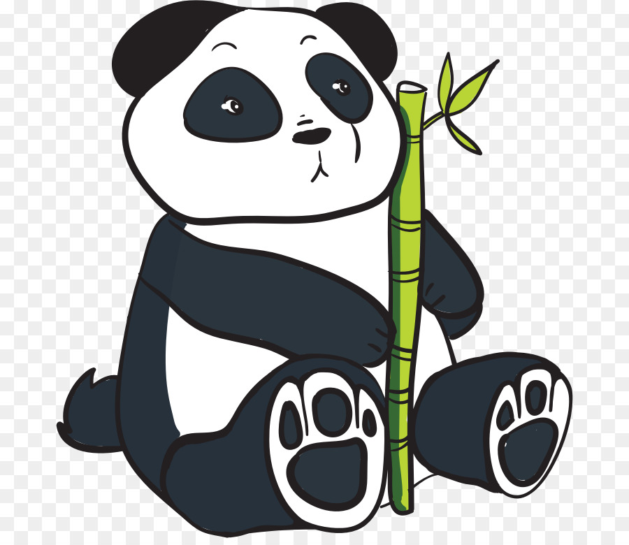 Bamboo Cartoon clipart.