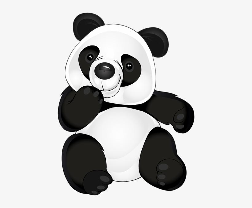 Panda Png Clip Art Transparent Image.