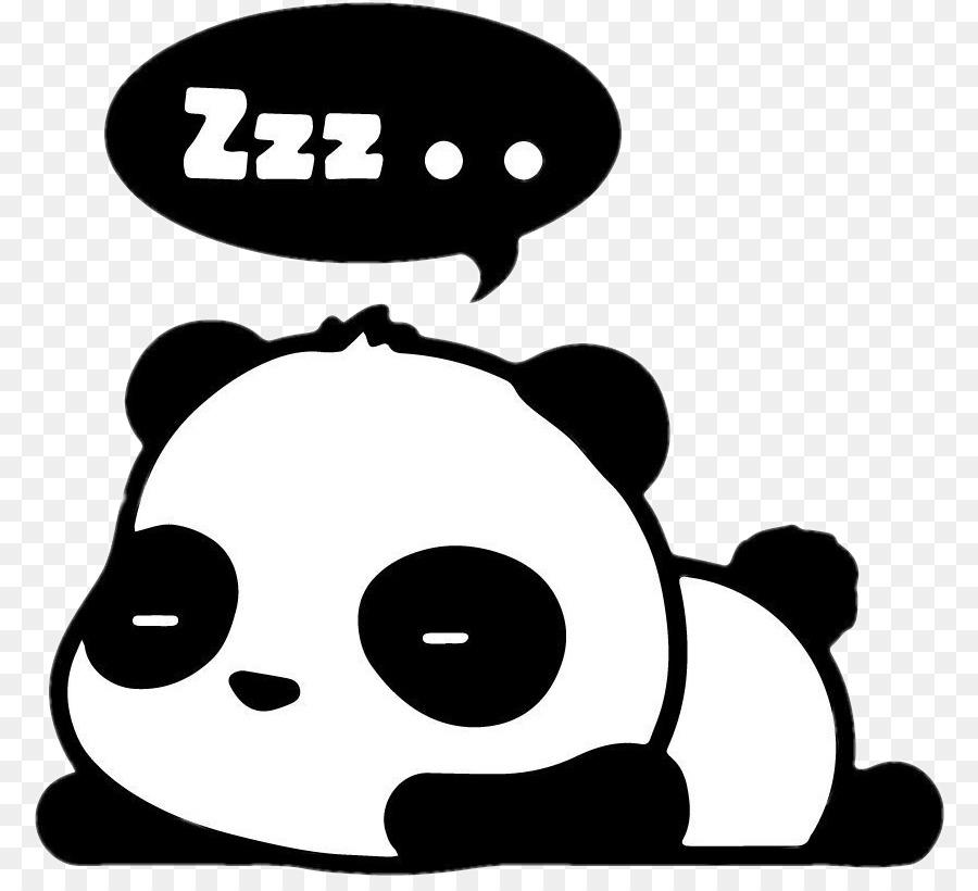 Panda Icon clipart.