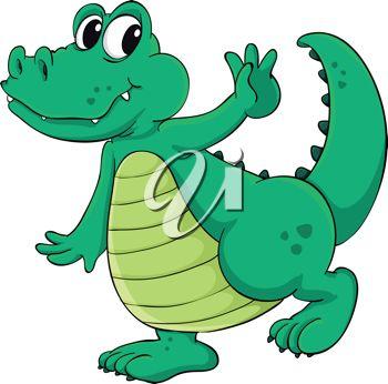 Alligator Clipart.