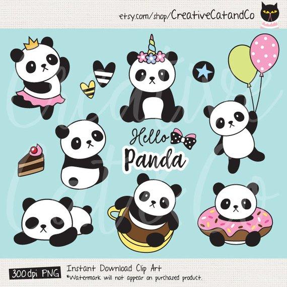 Panda Clipart Panda Clip Art Cute Panda Clipart Panda.
