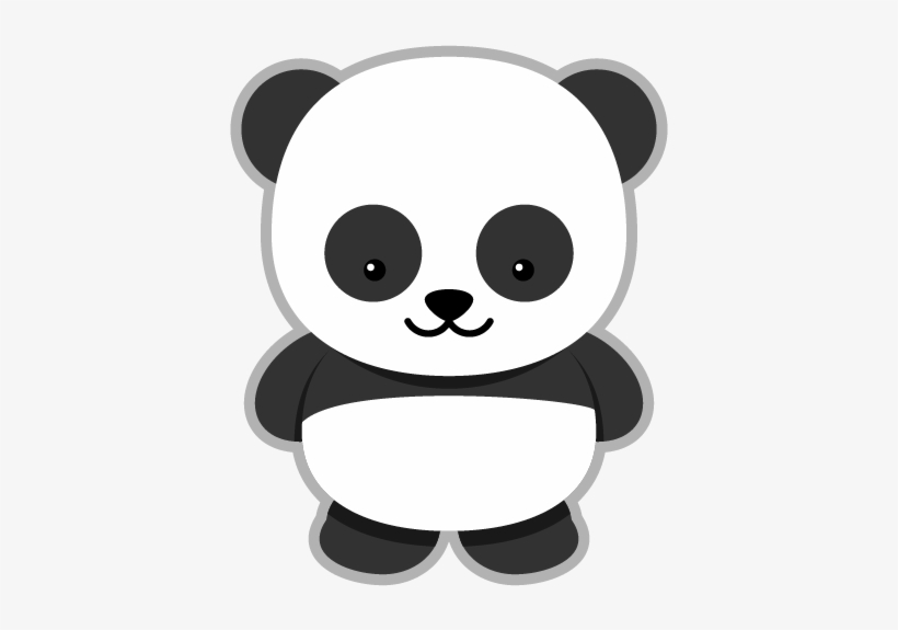 Animated Panda Png Clip Art Free Download.