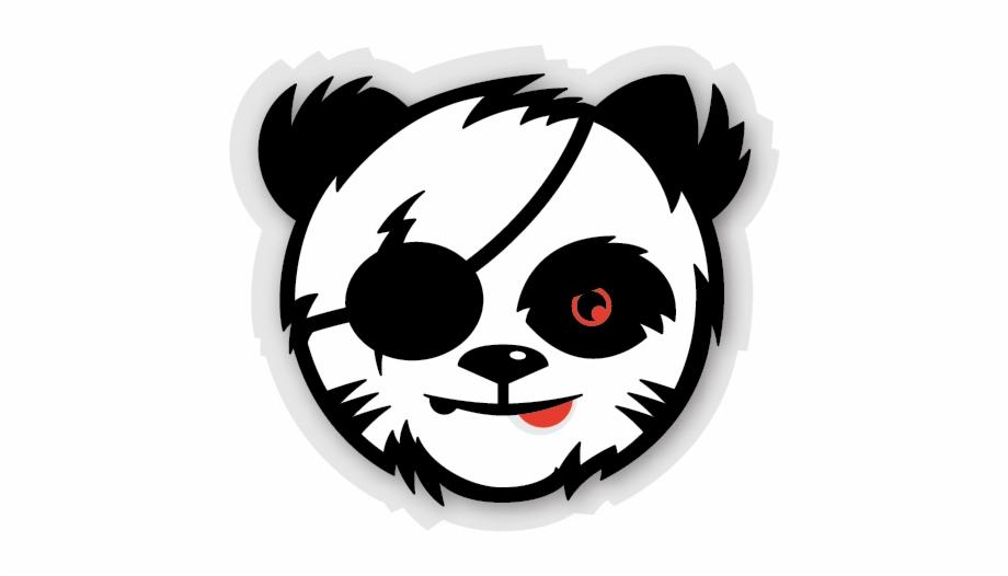 Panda Head Png Evil Panda Logo.