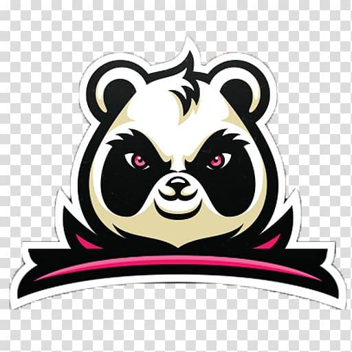 Dream League Soccer Giant panda Logo Mascot Bear, bear.
