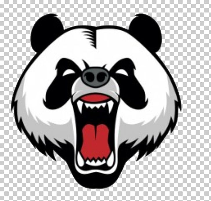 Giant Panda Bear Logo PNG, Clipart, Animals, Bear.