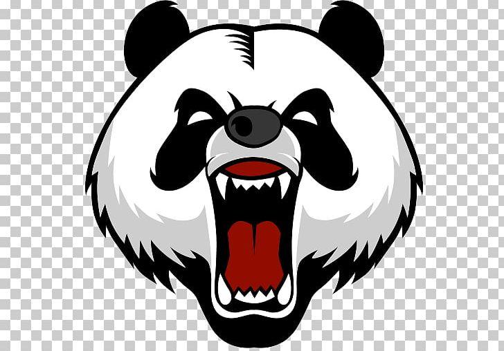 Giant Panda Bear Logo Decal PNG, Clipart, Animals, Artwork.