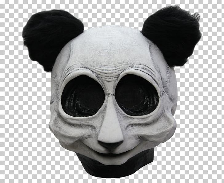 Domino Mask Giant Panda Costume Headgear PNG, Clipart, Adult.