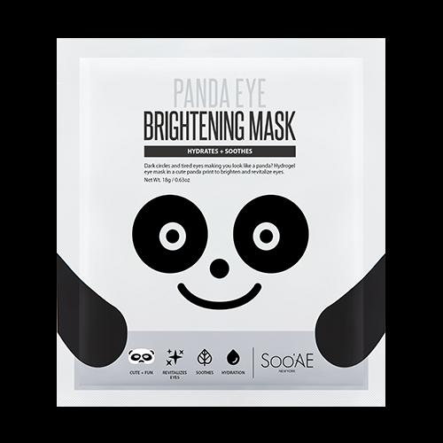 Panda Eye Brightening Mask.