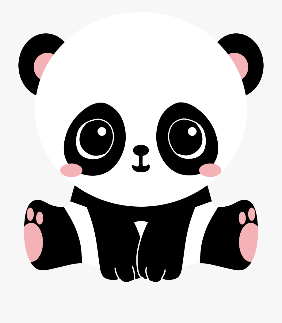 Adorable Panda.