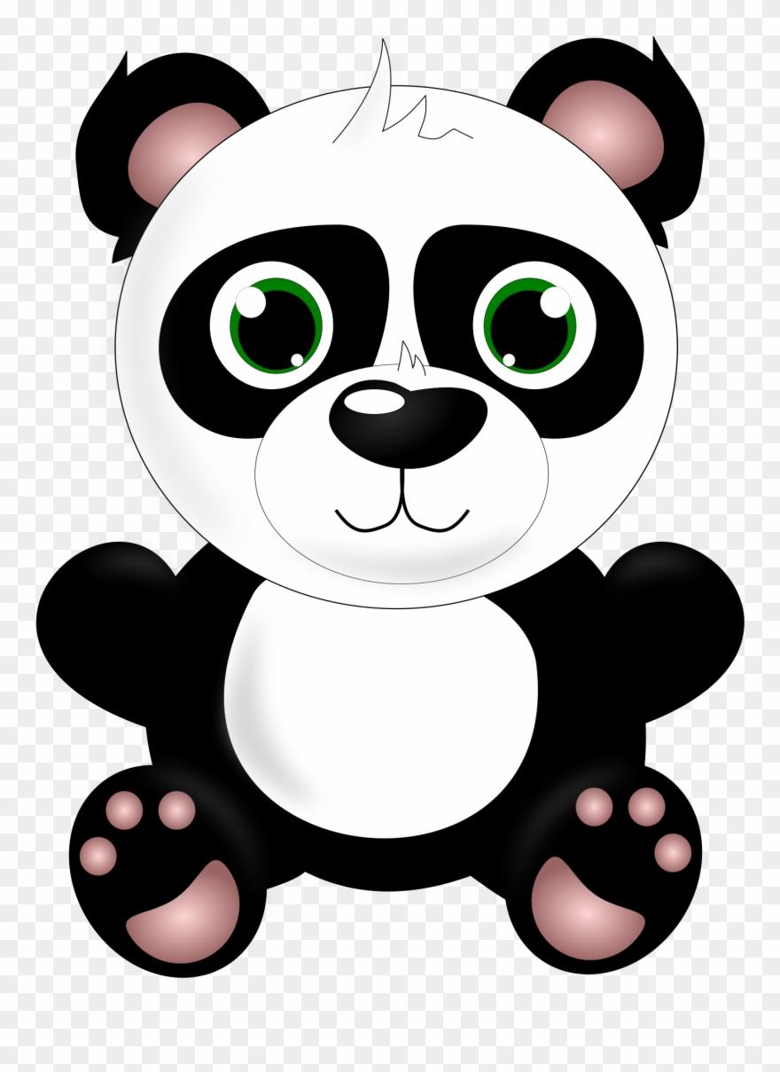Panda Clipart Clip Art Baby.