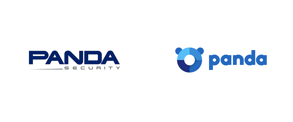 Brand New: New Logo and Identity for Panda Security by Saffron.