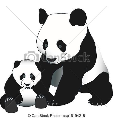 Pandas Illustrations and Clip Art. 7,450 Pandas royalty free.