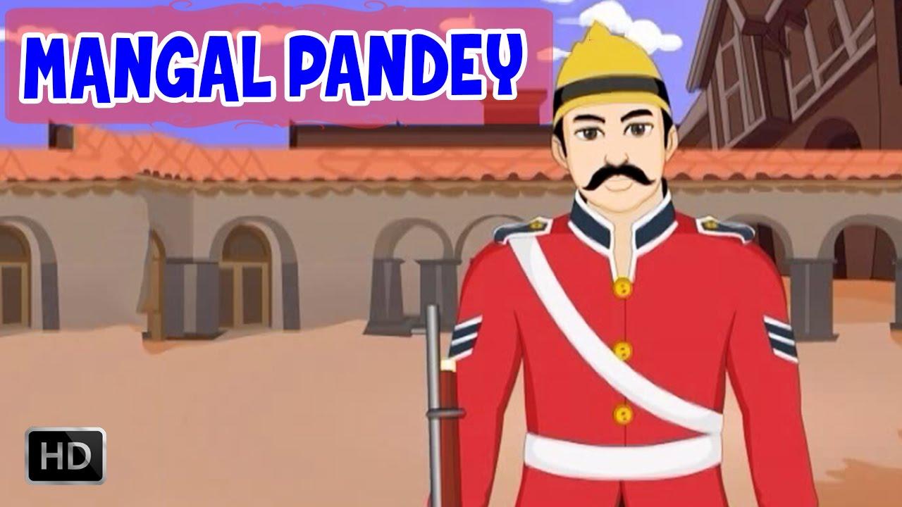 Mangal Pandey & The Sepoy Mutiny.