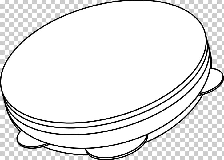 Drawing Tambourine Drum Musical Instruments Pandeiro PNG.