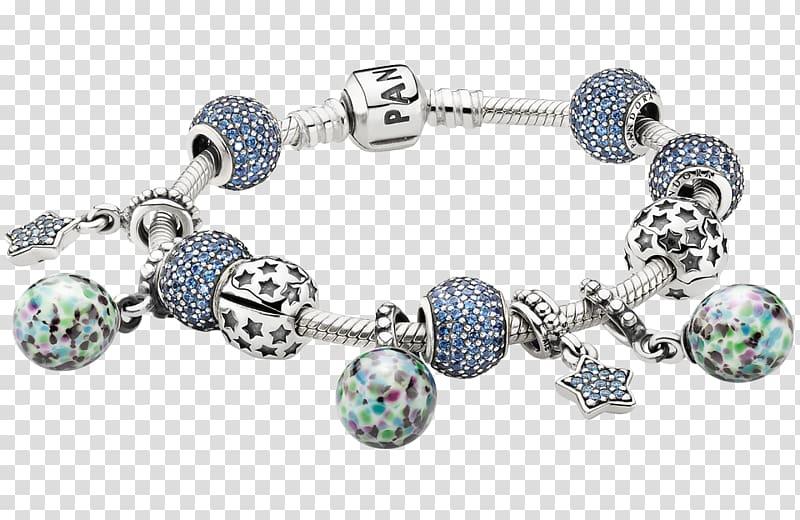 Earring Pandora Charm bracelet Jewellery, bracelet.