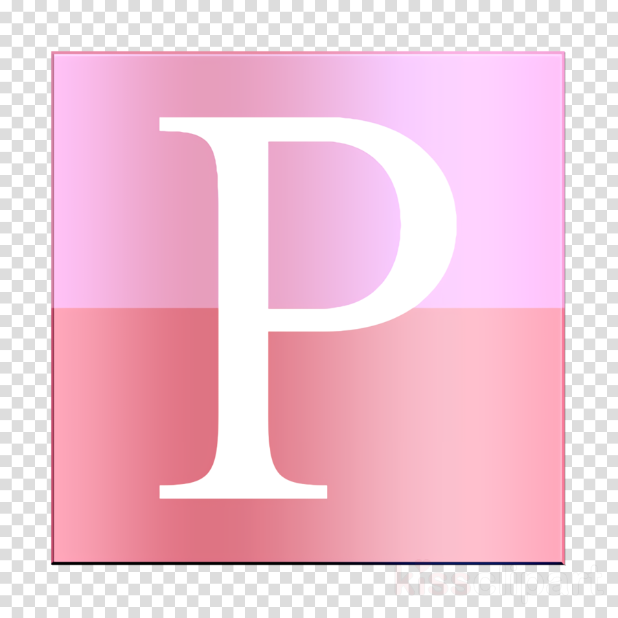 pandora icon clipart.