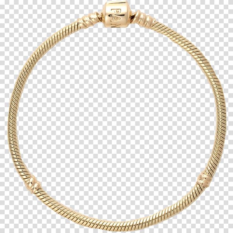 Earring Pandora Gold Charm bracelet, bracelet transparent.
