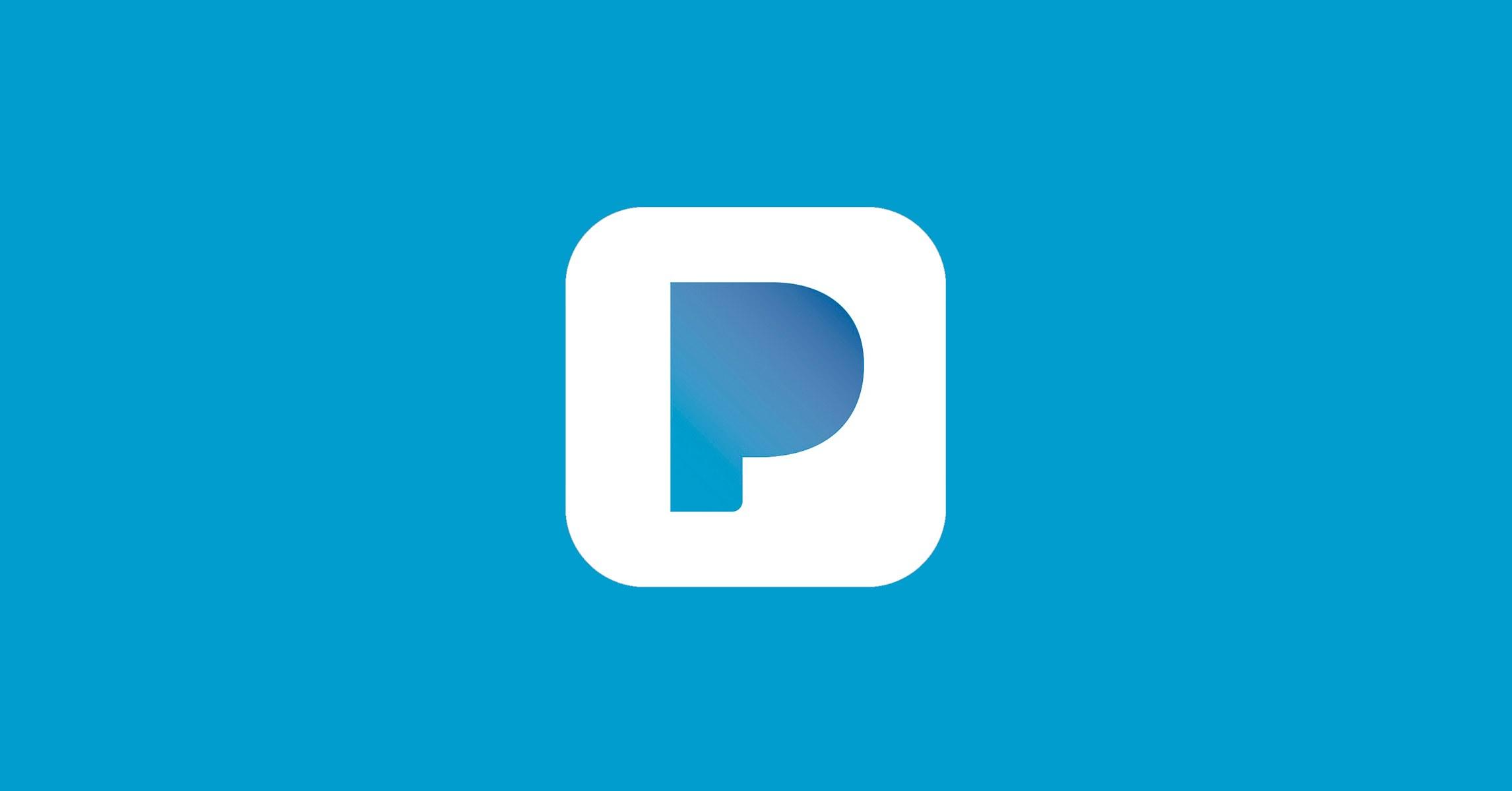 Pandora\'s New Logo Is, Like, Totally \'80s.