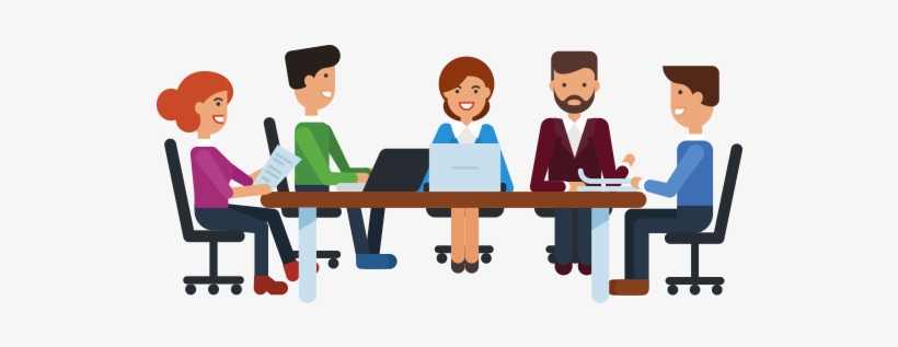 Download Free png Group Discussion Clipart Png Panel.