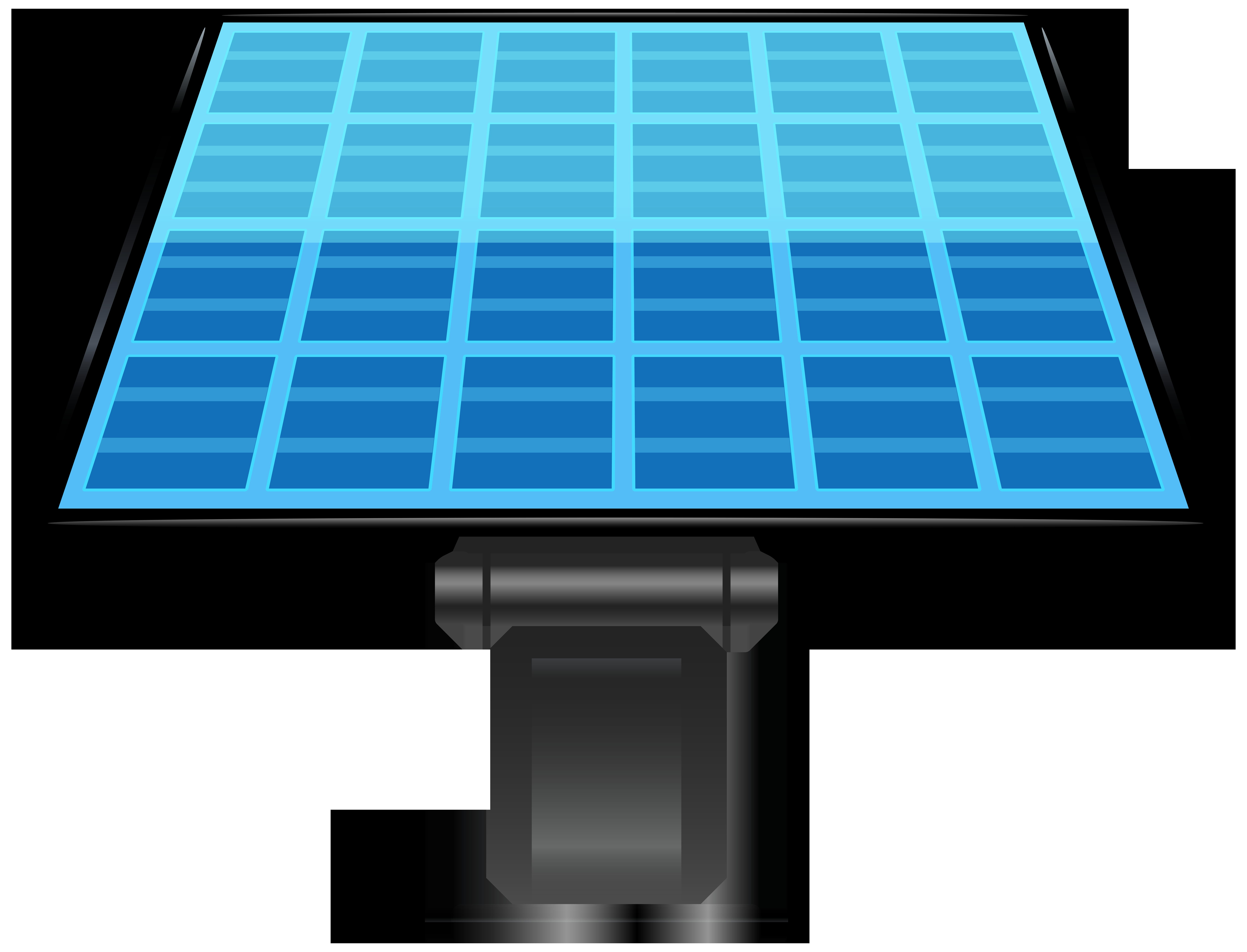 Solar Panel PNG Clip Art.