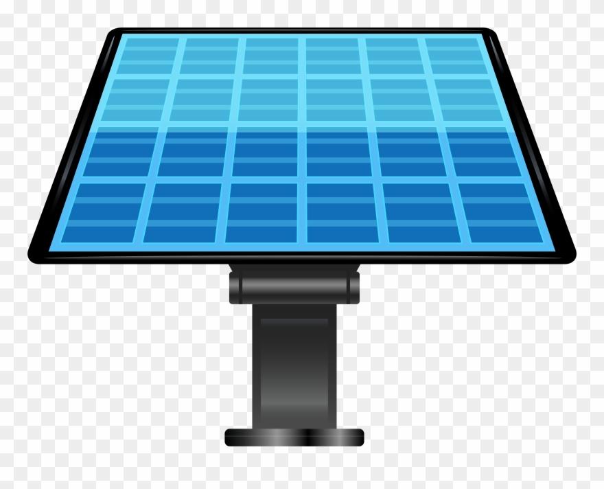 Energy Clipart Solar Panel.