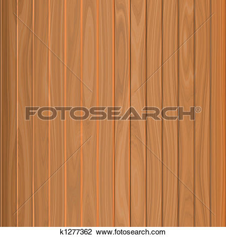 Clip Art of Wood panelling k1277362.