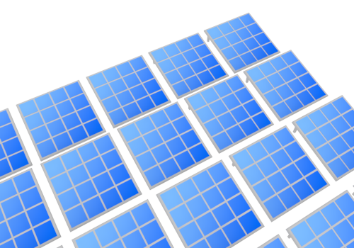 Solar Power Clipart.