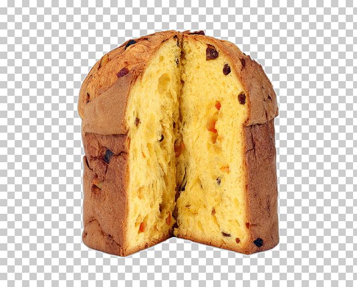 Panettone Pandoro Italian cuisine Maina Speculaas, bread PNG.