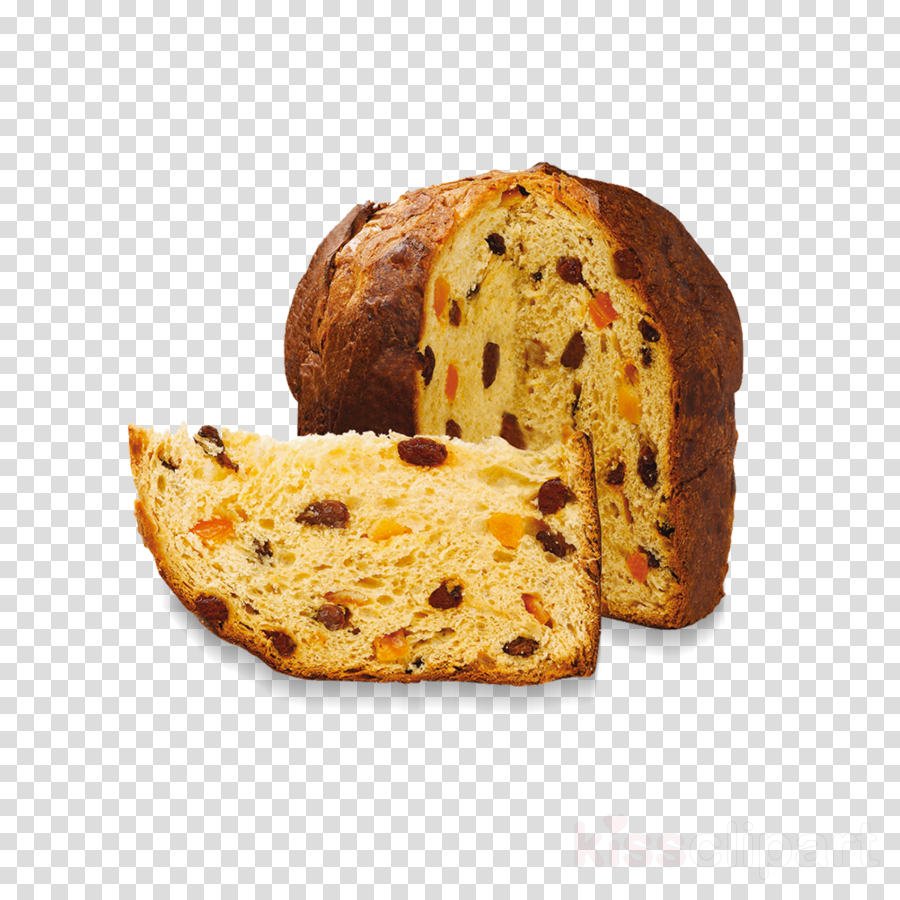 food bread cuisine panettone baked goods clipart.
