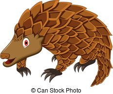 Pangolin Illustrations and Clip Art. 144 Pangolin royalty free.