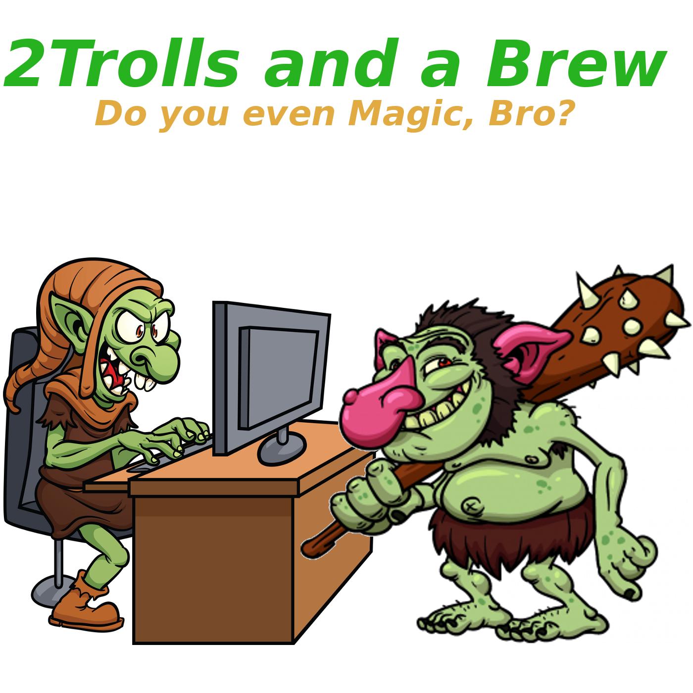 2 Trolls & a Brew.