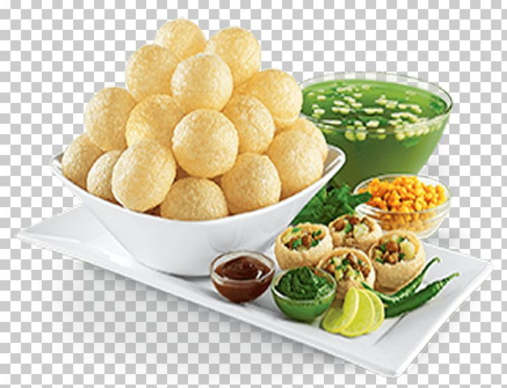 Panipuri Chaat Indian Cuisine Fish Ball PNG, Clipart, Chaat.