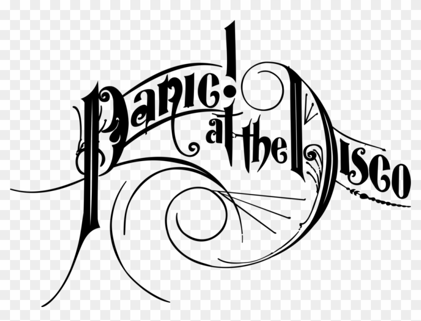 Panic At The Disco Vices And Virtues Logo Vector By.