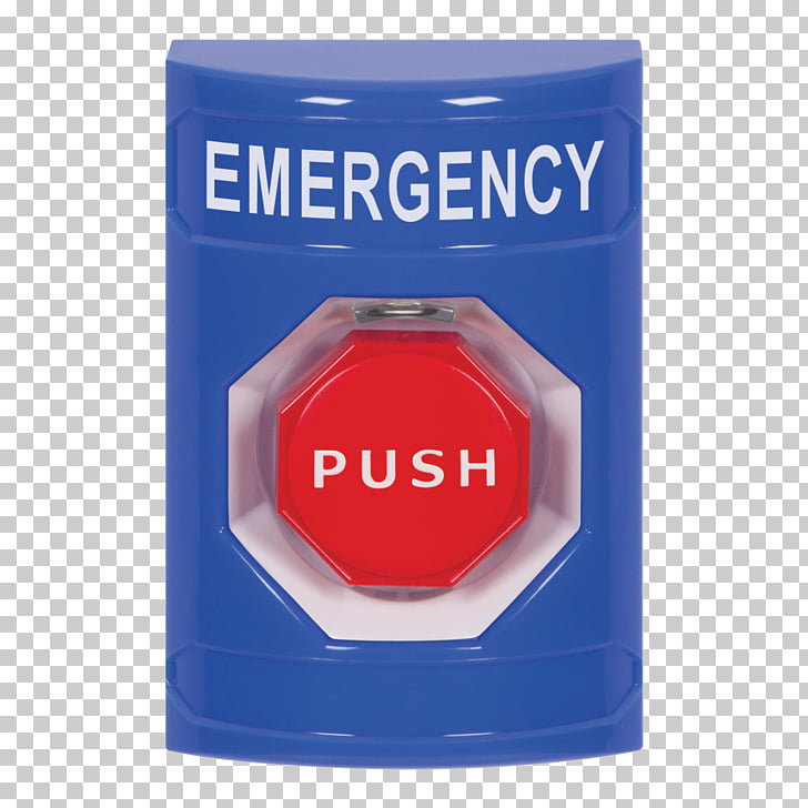 Emergency exit Push.