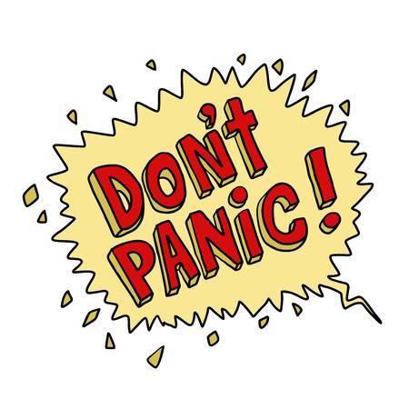 Dont panic clipart 3 » Clipart Portal.