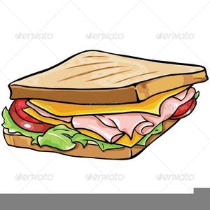 Clipart Sandwich Panini.