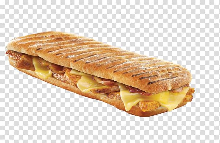 Breakfast sandwich Panini Ham and cheese sandwich Baguette.