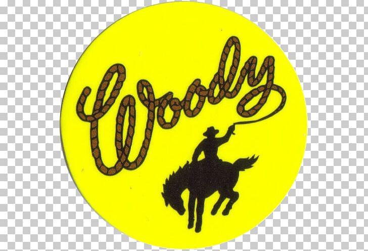 Sheriff Woody Milk Caps Toy Story Logo Panini Group PNG.