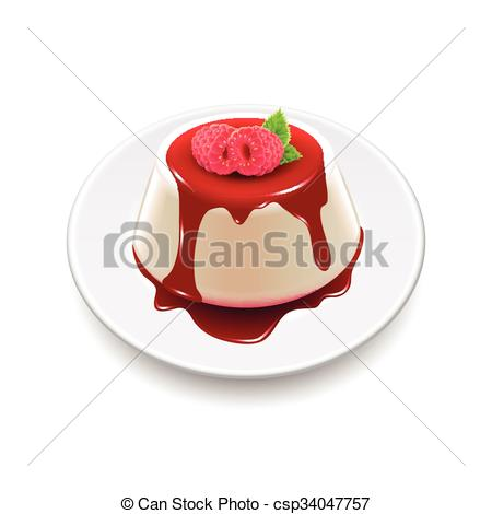 Panna cotta Illustrations and Clip Art. 124 Panna cotta royalty.
