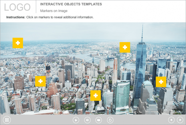 City Panorama — Storyline Template.